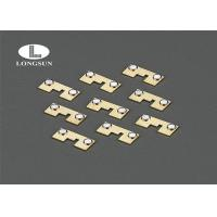 Wholesale Riveting Parts Metal Stamping Components For Electrical Protection Equipment from china suppliers