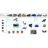 Quality School Bus Vehicle Mobile DVR Big Storage Alarm Recording Double Channel for sale