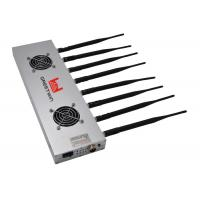 Wholesale Wi-Fi 2G 3G 4G Cell Phone Signal Jammer 8 Antennas For Car / Bus from china suppliers