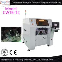Quality 0.05mm Automatic Vision PCB Labeling Machine With Intelligent / Handy Functions for sale