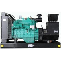 Quality 220kVA 50HZ Cummins Diesel Engine Generator Water Cooled With Deepsea Control Panel for sale