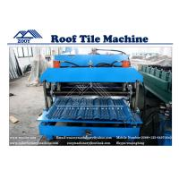 Wholesale Corrugated Roof Tile Roll Forming Machine  With Hydraulic Press from china suppliers