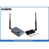 Wholesale 8 Channels Long Range Wireless Video Sender 2.4Ghz Video Transmitter and Receiver 1500mW from china suppliers