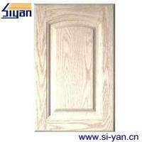 Quality Embossed decorative 3D PVC foil for membrane press on furniture for sale