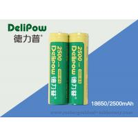 Buy cheap OEM / ODM 18650 Rechargeable Battery, High Capacity 18650 Battery from wholesalers