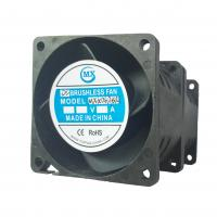 Buy cheap air cooling fans 60mm * 76mm exhaust fan for plastic cabinet connector machinery spare parts from wholesalers