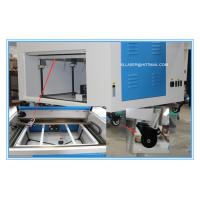 Quality Rubber co2 laser engraving machine for sale