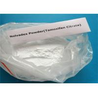 Wholesale Anti Estrogen Steroid Powder Tamoxifen Citrate Nolvadex CAS 54965-24-1 for Bodybuilding from china suppliers