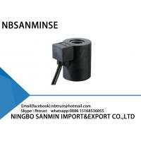 Wholesale SAN Lead - Type Coil DC24V DC 21W Sanmin Pulse Valve Coil Solenoid Valve Coil from china suppliers