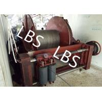 Wholesale Wire Rope Offshore Boat Lifting Winch Wireline Winch With Spooling Device from china suppliers