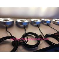 2700k - 6500k Underwater LED Fountain Lights Waterproof IP68 RGB Color Changing