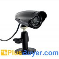 "Wholesale Dark Predator - Weatherproof Sony CCD Camera (1/4"" CCD, 600TVL, PAL, IR) from china suppliers"