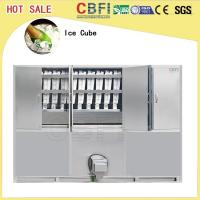 Wholesale 380V 50Hz 3P 5 Ton Ice Cube Machine With Low Power Consumption from china suppliers