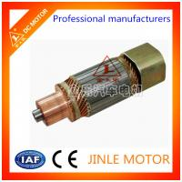 Wholesale Jinle Commutator On The Electric Motor Armature Rotor With Bars OEM Service from china suppliers