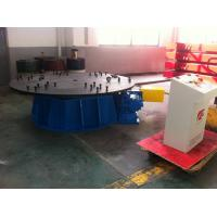 Wholesale Manual Horizontal Rotary Table / Rotary Work Table Positioners from china suppliers