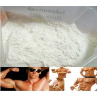 Wholesale CAS 10418-03-8 Deca Durabolin Steroid , Oral Anabolic Muscle Growth Stanozolol Winstrol from china suppliers