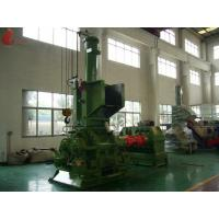 Quality 120L Falling Or Internal Banbury Mixer Machine For PVC Floor with Cast Steel for sale
