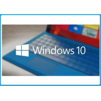 Buy cheap Oem Full Version 32bit / 64bit Microsoft Windows 10Pro  With Genuine License from wholesalers