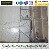 Wholesale 75mm Thick Thermal Insulated Sandwich Panels PU Wall System Use from china suppliers