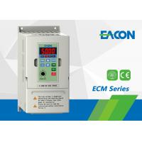 Wholesale White 1500 Watt AC Motor Drive 220V Frequency Inverter AC To AC 1 / 3 Phase from china suppliers