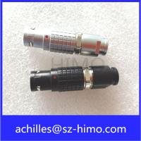 Wholesale FGG lemo 5 pin male straight connector from china suppliers