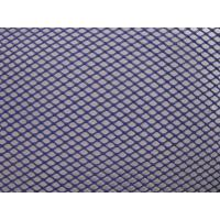 Wholesale 100x30cm BLUE Car Auto Aluminium Mesh Grill Sport Racing Look from china suppliers