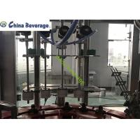 Wholesale 380V Wine Bottling Equipment , Automatic Liquid Filling Machine 20000 BPH from china suppliers