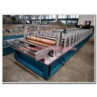 Wholesale Aluminium Metcopo Step Tile Roofing Sheet Cold Moulding Machine with Auto Hydraulic Cutting Equipment from china suppliers
