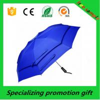 Wholesale 190T Pongee Military Camouflage 3 Fold Umbrella Auto Close Umbrella from china suppliers