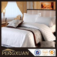 Wholesale Hotel duvet cover sets 100% cotton bedding set for 5 starts hotel PX-DC1 from china suppliers