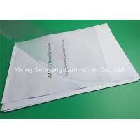Wholesale High Transparency 170 Mic PVC Binding Covers A3 Accurate Size Without Any Deviation from china suppliers
