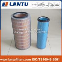 Wholesale China Lantu Filters HOT SALE AIR FILTER K2448 99100190088/3 for SINOTRUK HOWO TRUCK STR from china suppliers