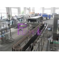 Buy cheap 500ml - 750ml Bottle Packing Machine For Flavored Juice Processing Line from wholesalers