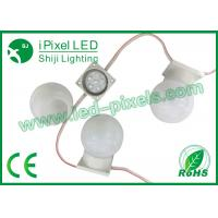 Wholesale Program Full Color RGB LED Pixel , Intelligent 50mm 1903 IC Led Pixel Light from china suppliers