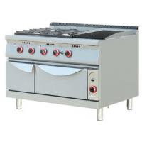 Wholesale Stainless Steel Gas Electric Oven , Gas Range Cookers For Restaurant / Hotel from china suppliers