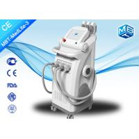 Wholesale IPL RF Laser 3 In 1 E Light Hair Removal Device , Pigment Removal Ipl Laser Machine from china suppliers