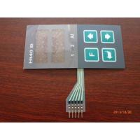 Wholesale Custom Colored PCB Membrane Switch For Medical Equipment , Flexible Circuit from china suppliers