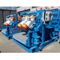 Wholesale Drilling Shale shaker (with edge-lining screens) from china suppliers