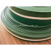 Wholesale Non - Skid 1mm PVC Conveyor Belt Industrial Conveyor Belts With Skirt Sidewall from china suppliers