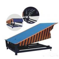 Buy cheap Custom Stationary Hydraulic Dock Leveler , Warehouse Dock Ramps DCQ8-0.7 from wholesalers