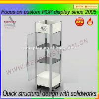 Buy cheap Countertop clear acrylic display rack from wholesalers