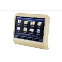 Buy cheap Active Headrest DVD Player HD 3G  Dual Channel AUX in for Honda from wholesalers