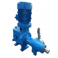 Wholesale Motor Driven Diaphragm Metering Pump 60 LPH 320 Bar High Precision from china suppliers