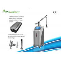 Wholesale Wind Cooling CO2 Fractional Laser Machine 1-100 ms Pulse Width from china suppliers