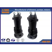 Wholesale Mine Submersible grey water Pump head 25m , commercial sewage pumps from china suppliers