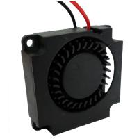 Wholesale 5V 12V  DC Brushless Blower Fan Motor DC Cooling Blower Fan 35 × 35  ×10 MM from china suppliers