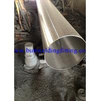 Wholesale ASTM A269 TP316L Large Stainless Steel Seamless Pipe Cold Drawing from china suppliers