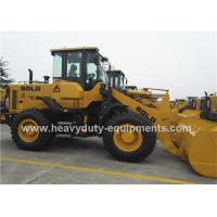 Wholesale SDLG LG936L Wheel Loader with 1.8M3 Standard Bucket / Pilot Control / Quick Hitch / Attachments from china suppliers