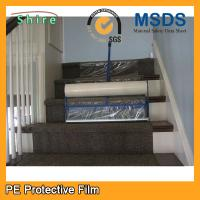 Wholesale Temporary Self Adhesive Carpet Protection Film Carpet Shield Damp Proof from china suppliers