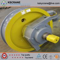 Wholesale High Quality Double Flange Crane Wheel from china suppliers